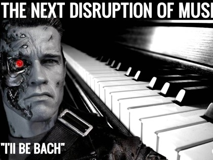 The Next Disruption of Music