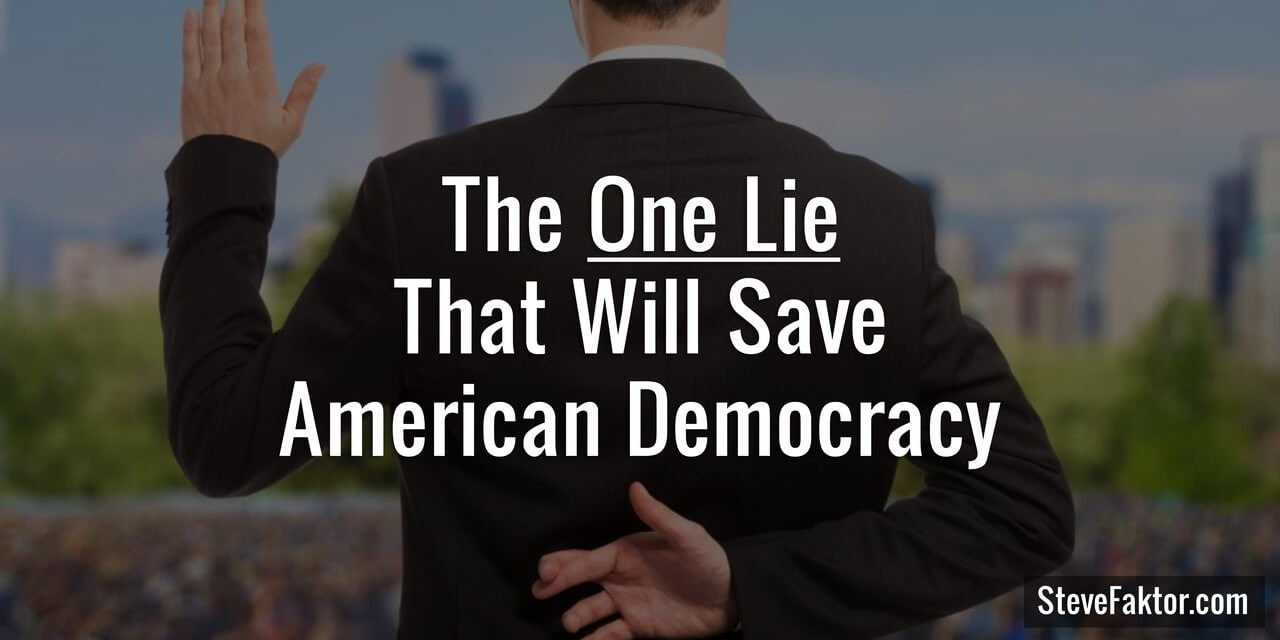 please save democracy Please consider disabling your ad blocker and allowing salon to run ads, which helps keep the content you read here free  the people: how to save democracy in america today money has become .